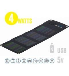 Foldable Solar Panel Solaris Usb 4 Watt, 5V Cigs Brunton - 1