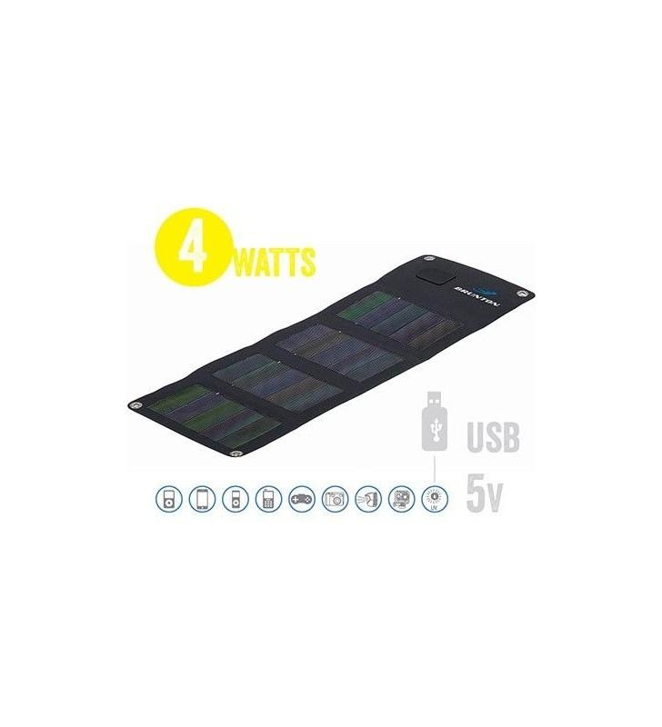 Panel Solar Plegable Solaris Usb 4 Watt, 5V Cigs Brunton - 1