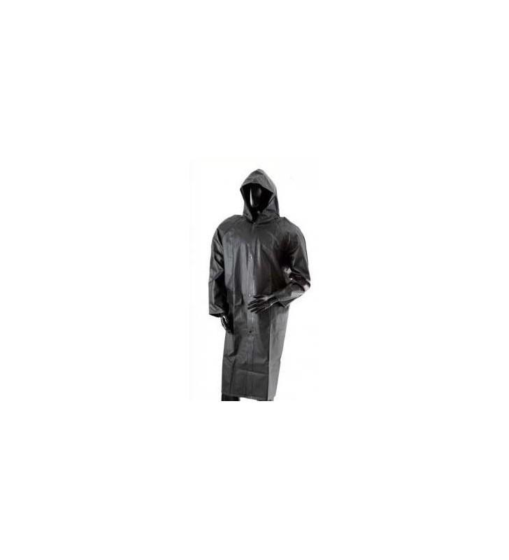 Black Raincoat Synergy Supplies - 1