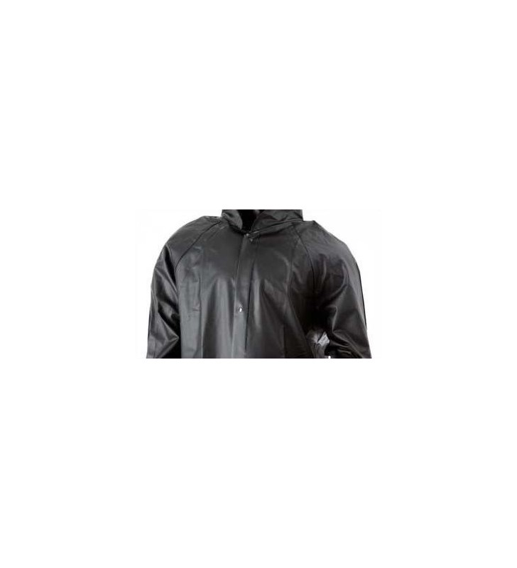 Black Raincoat Synergy Supplies - 2