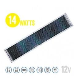 Panel Solar Enrollable Solarroll  14 Watt, 12V Brunton - 1