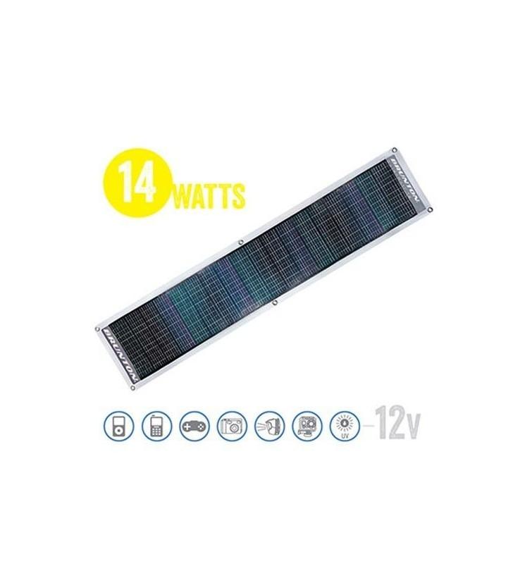 Roll-up Solar Panel Solarroll 14 Watt, 12V Brunton - 1