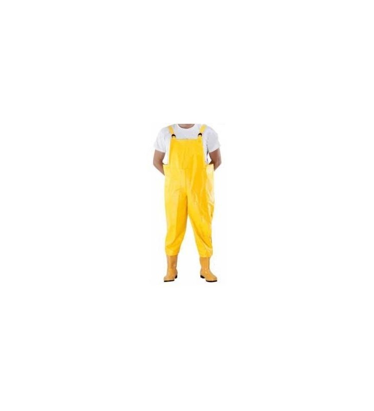 Waterproof Coverall Synergy Supplies - 1