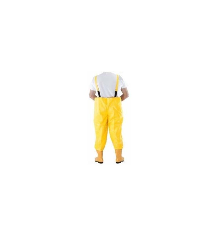 Waterproof Coverall Synergy Supplies - 2
