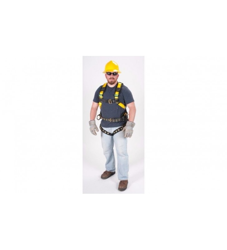 Harness 1, 3 and 4 workman rings MSA - 4