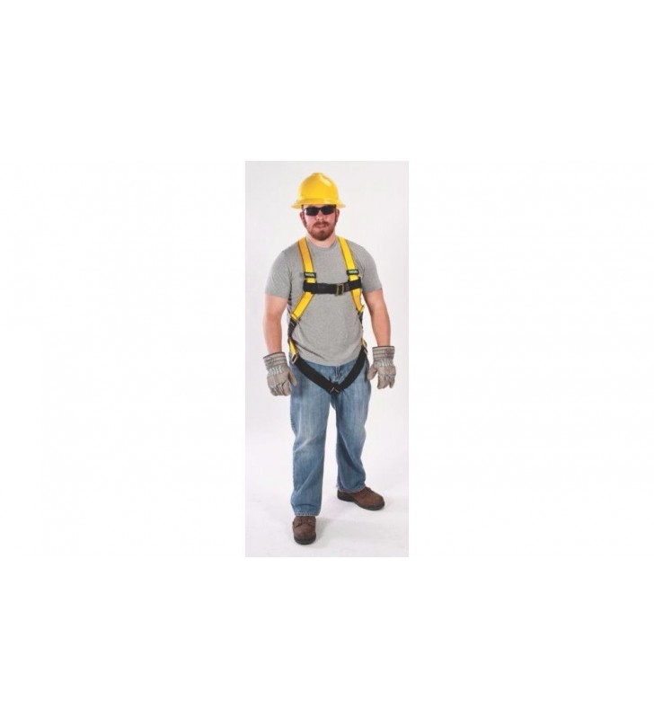 Harness 1, 3 and 4 workman rings MSA - 6