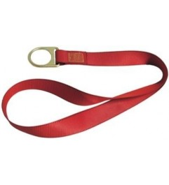 Tie Off Bandola De Anclaje Con Doble Anillo Tipo D MSA - 1