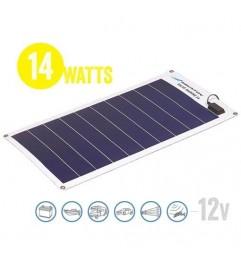 Flexible Solar Panel Waterproof Solar Marine 14 Watt, 12V Brunton - 1