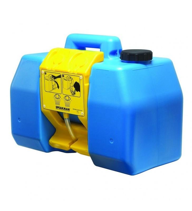 Speakman 9 Gallon Portable Eyewash Station Encon - 1