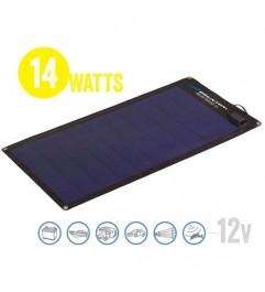 Panel Solar Semi Flexible Solar Board 14 Watt, 12V Brunton - 1