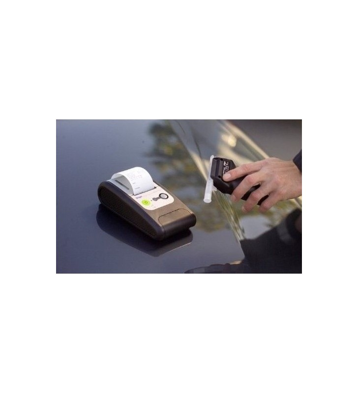 Drager 6810 Breathalyzer With Printer Drager - 4