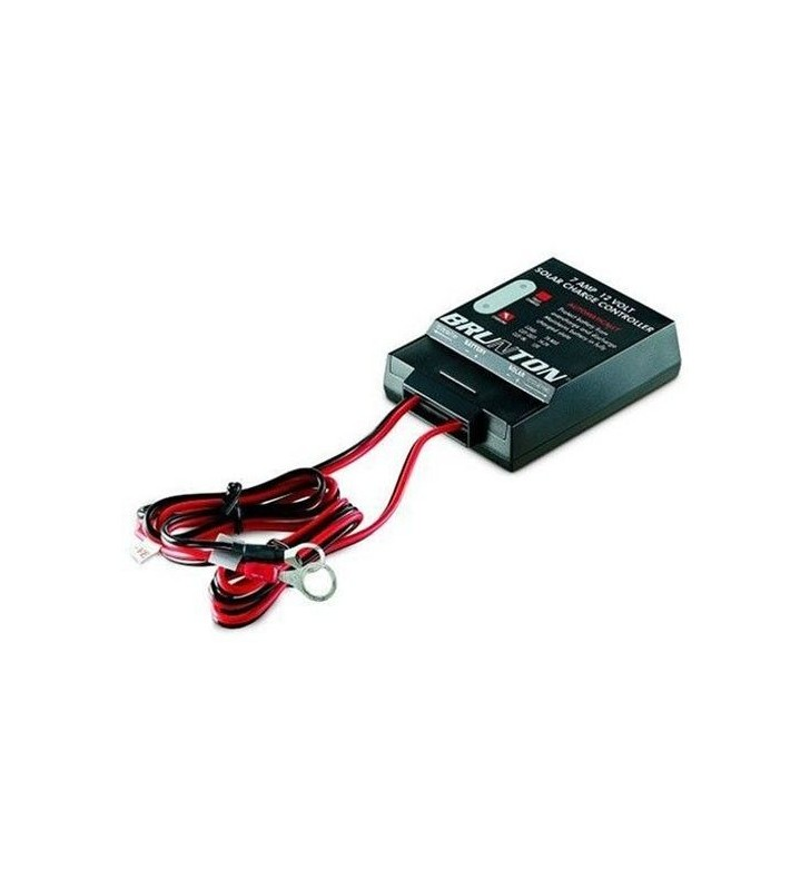 Regulador De Carga Para Baterias De 13V Solarcontroller Brunton - 1