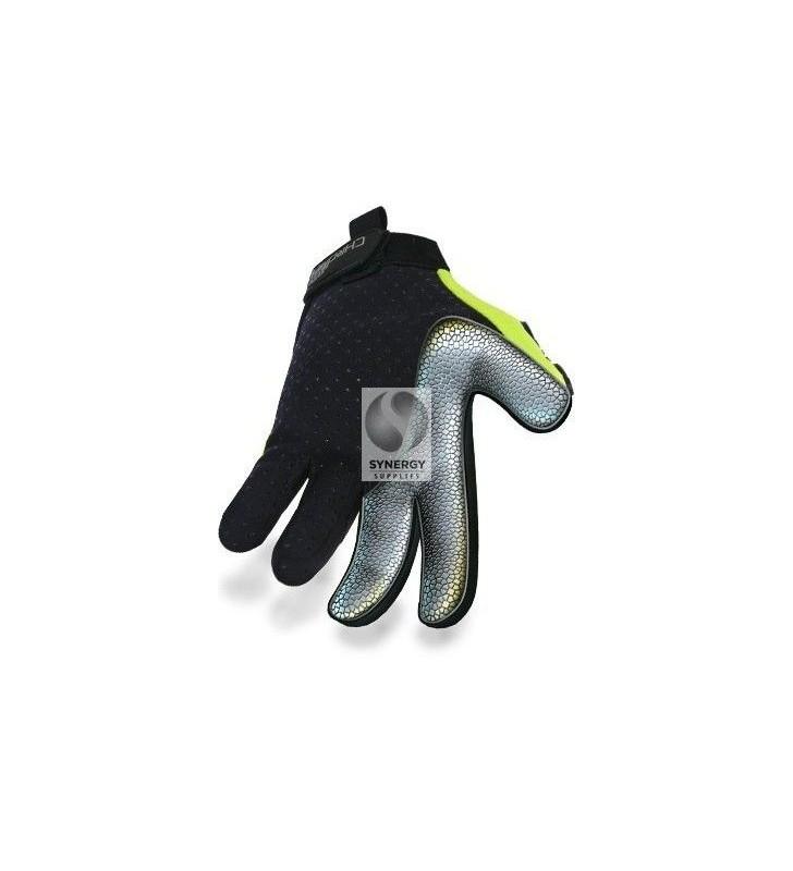 Impact Protection Gloves Niv5 Cut Hexarmor Chrome Series 4036 Size 9 / L Hexarmor - 2