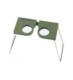 Estereoscopio De Bolsillo con Aumento 2X Ref Ps-2A  - 1