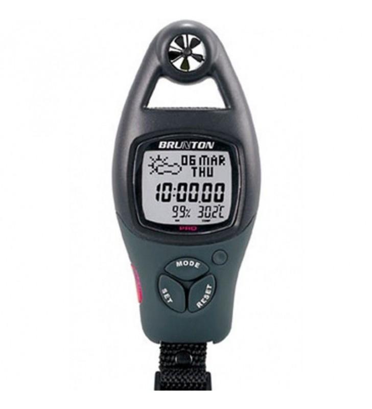 Weather Station Anemometer, Thermometer, Altimeter, Barometer, Humidity Digital Brunton Adc Pro Brunton - 1