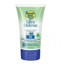 Ultra Defense Sunscreen SPF100 118 Milliliters Banana Boat - 1