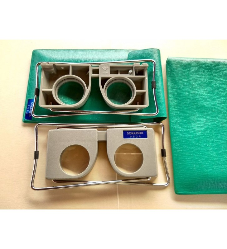 Pocket Stereoscopes PS2A Synergy Supplies - 5