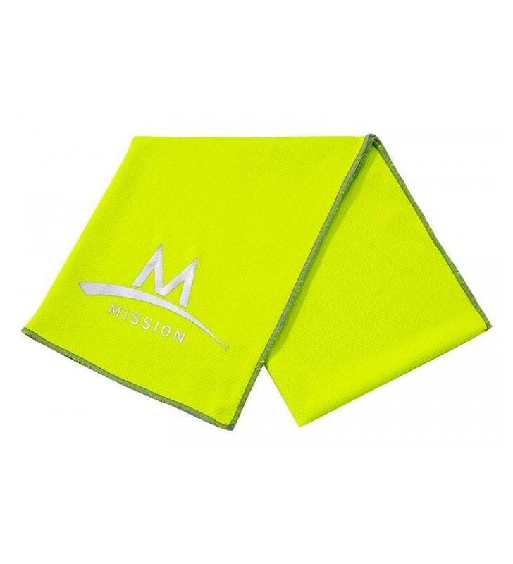 Enduracool Cooling Towel Fluor Green Radians - 1