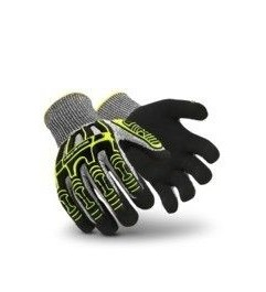 Thin Lizzie Gloves Nitrile Palm And Anti Impact Protection Hexarmor 4 Hexarmor 2090 Cut L Size L Hexarmor - 1