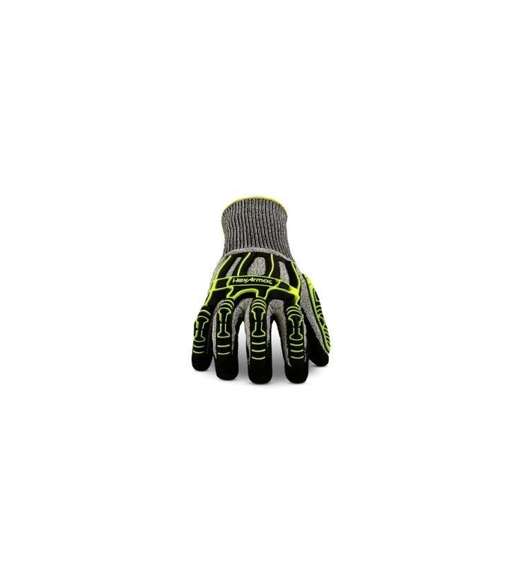 Thin Lizzie Gloves Nitrile Palm And Anti Impact Protection Hexarmor 4 Hexarmor 2090 Cut L Size L Hexarmor - 3