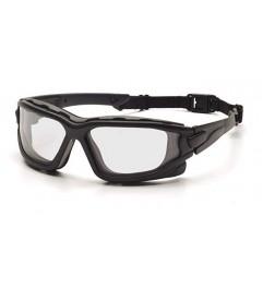 Gafas Con Banda Elástica Lente Claro I-Force Con Doble  Lente Antiempañate Elastico Y Proteccion Contra Impactos  - 1