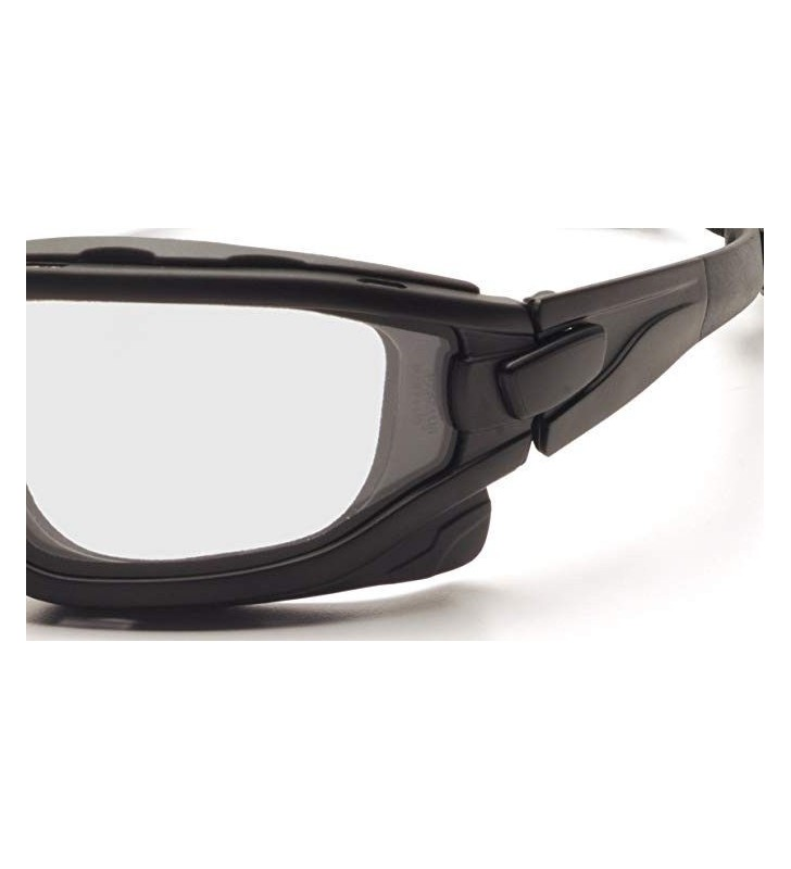 Glasses With Elastic Band Clear I-Force Lens With Double Elastic Anti-fog Lens And Impact Protection  - 3
