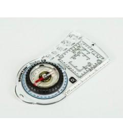 Brunton TruArc10 Glow Cartographic Compass With Clinometer Brunton - 1