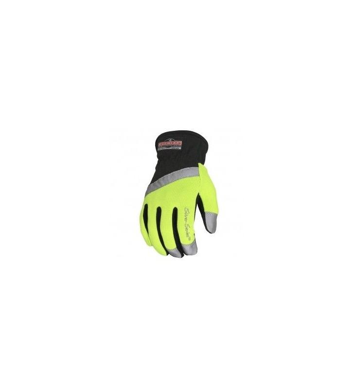 Radians Rwg100 High Visibility Anti Cut Gloves Description Hexarmor - 1