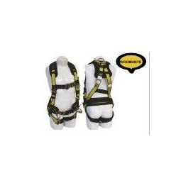 Constructor Multipurpose H Harness With Lumbar Belt Steelpro - 1