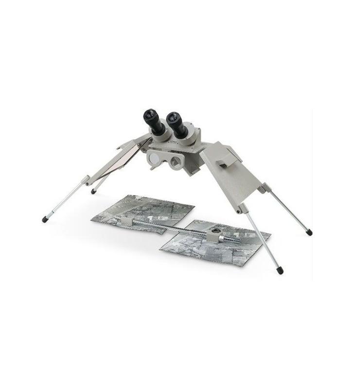 MS16 metal stereoscope Sokkia - 1