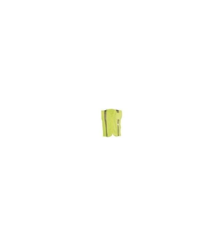 Fluorescent Green Vest With Steelpro Steelpro - 1