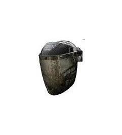 Rocket Polycarbonate Af Clear Mask Steelpro - 1