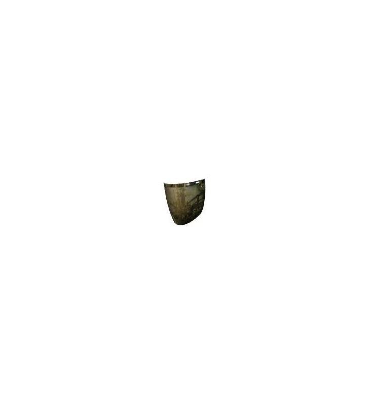 Go Gold 5.0 Polycarbonate Visor With Af Rocket Steelpro - 1