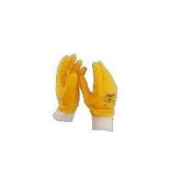 Nitrile glove safe supervisor knitted cuff lfky T8 Steelpro - 1