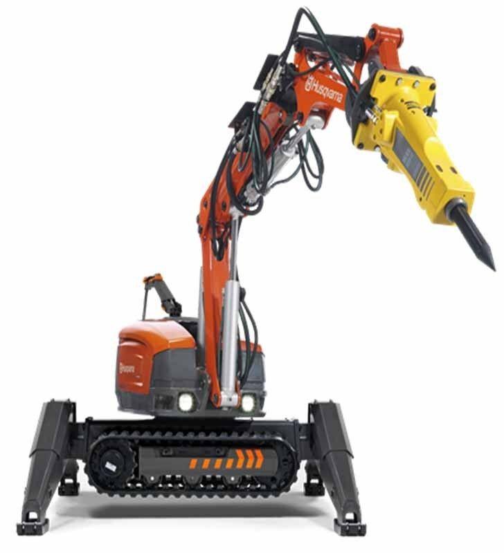 Husqvarna DXR 310 Demolition Robot Husqvarna - 1