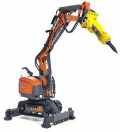 Robots De Demolición Husqvarna DXR 250