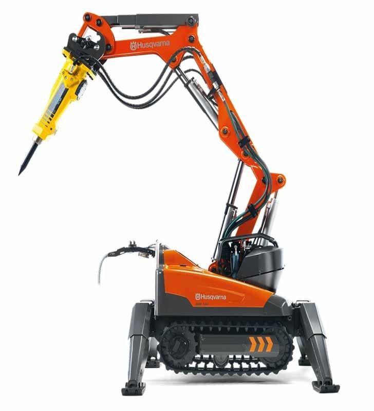 Husqvarna DXR 140 Demolition Robot Husqvarna - 1