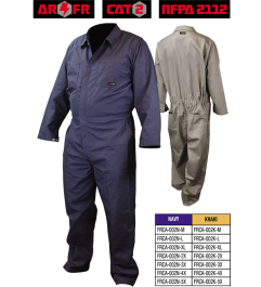 Radians FRCA-002 Electric Arc Coverall Radians - 1