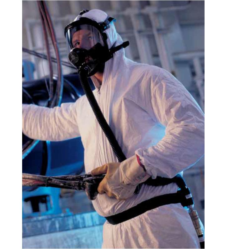 Bullard EVA PAPR Autonomous Breathing Apparatus Bullard - 2