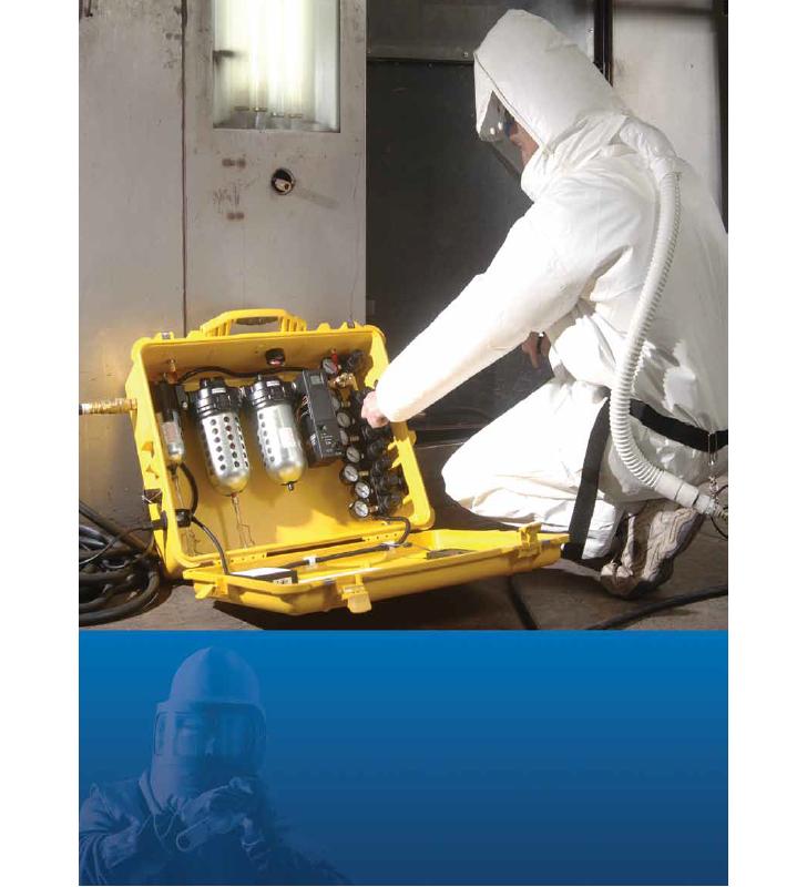Bullard EVA PAPR Autonomous Breathing Apparatus Bullard - 4