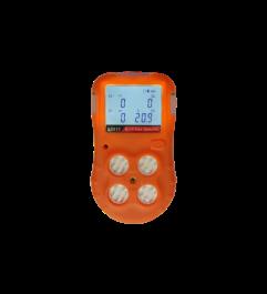 Detectores De Gas CROWCON TETRA 4 (O2, LEL, H2s, CO) 4 Gases BX616  - 1