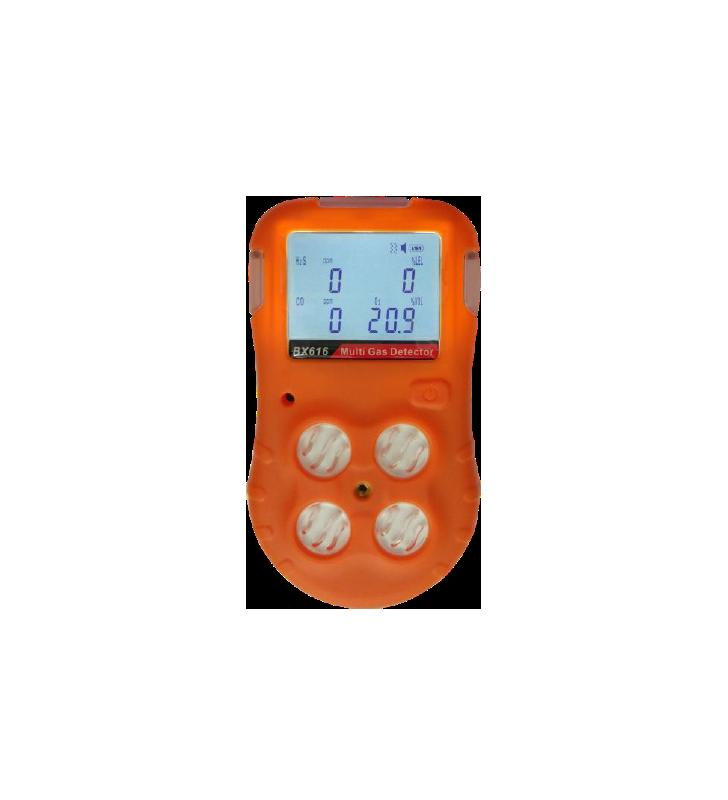 CROWCON TETRA 4 Gas Detectors (O2, LEL, H2s, CO) 4 Gases BX616  - 1