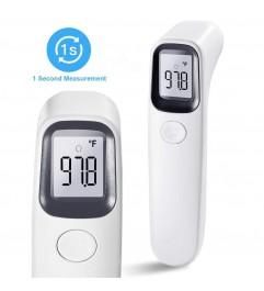 Infrared Thermometer For Non-Contact Body Temperature Control Synergy Supplies - 2