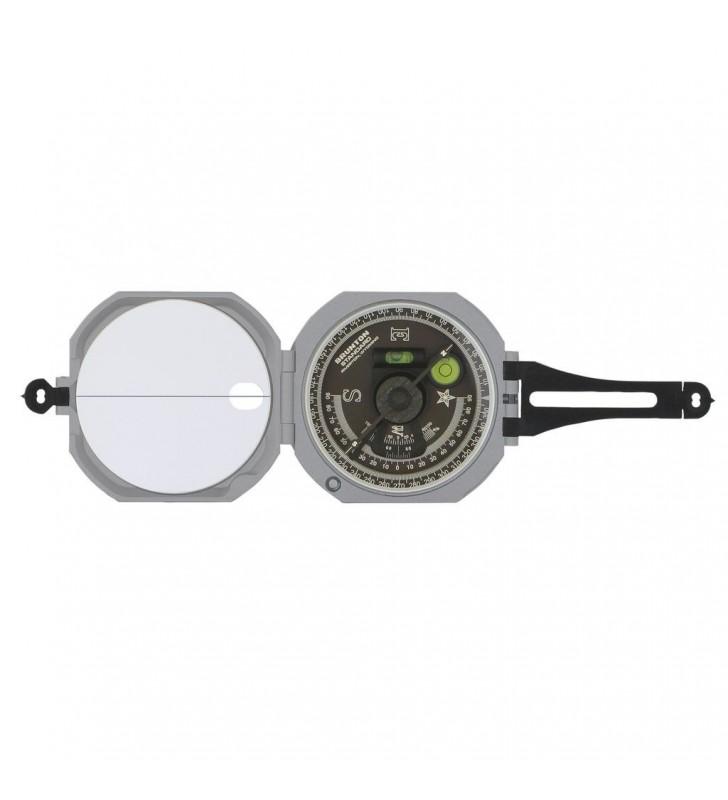 Brunton Compass Metallic Standard Azimuthal / Quadrants Brunton - 2