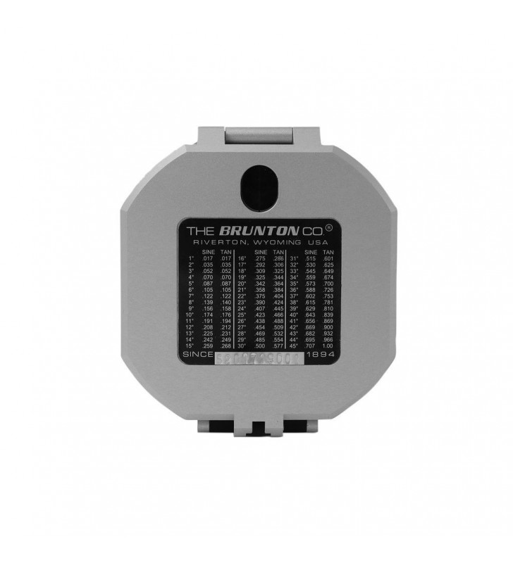Brunton Compass Metallic Standard Azimuthal / Quadrants Brunton - 4