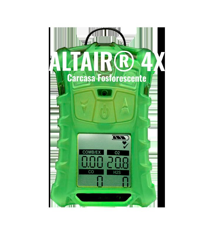 Altair 4X Detectores De 4 Gases Para Minería MSHA MSA - 3