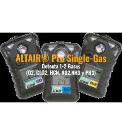 Detectores Gases Altair PRO Single Gas Detector 1-2 Gases MSA - 2