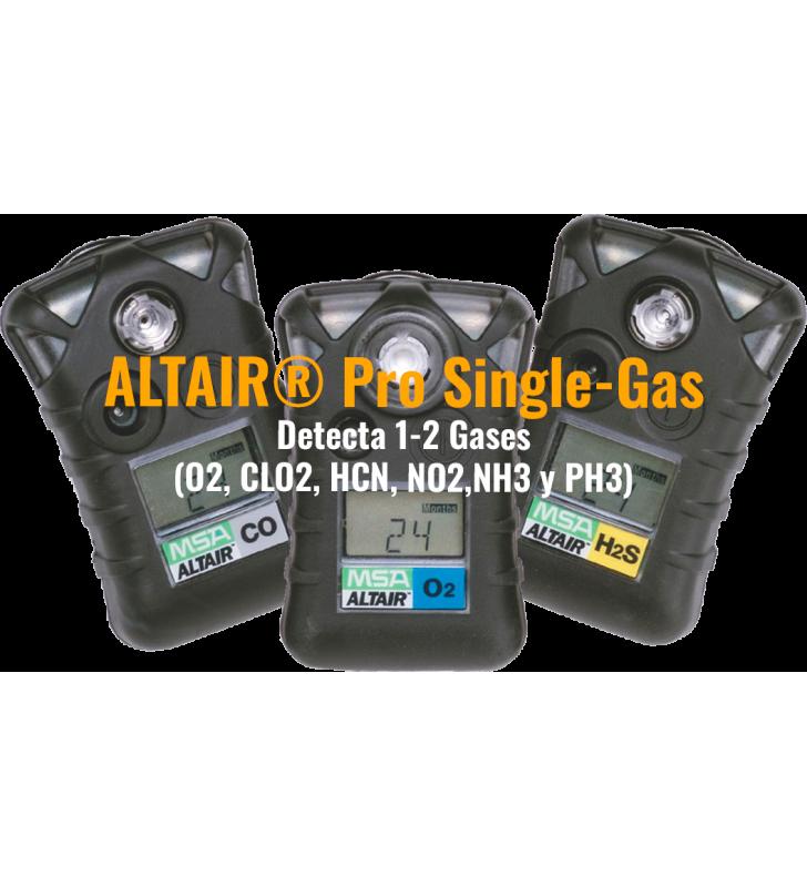 Gas Detectors Altair PRO Single Gas Detector 1-2 Gases MSA - 2