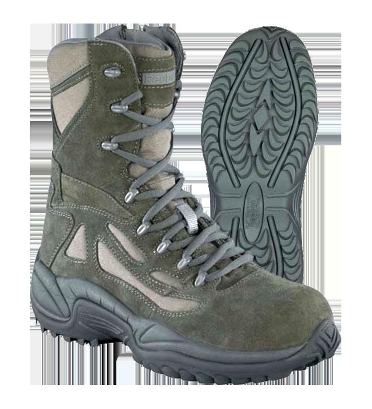 "Converse 8 ""Anti-Sprain Boots Composite Toe C8991 Converse - 1"