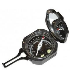 Compass Type Brunton Transit HARB-DQL8 Pocket Transit 0-360º Synergy Supplies - 1